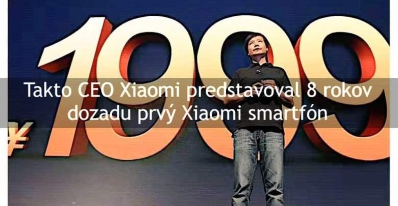 Predstavenie prveho Xiaomi smartfonu (1)