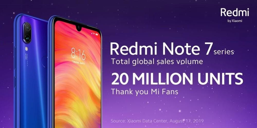Redmi Note 7 predaje