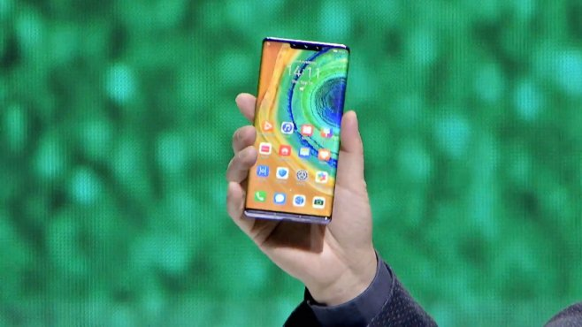 Huawei mate 30 Pro predstavenie_novy typ displeja_4