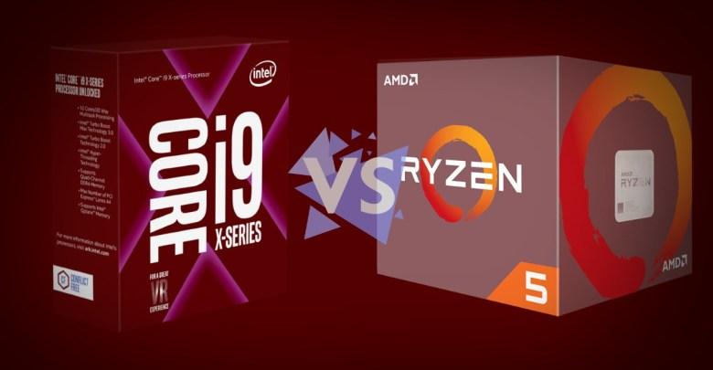 Intel vs ADM