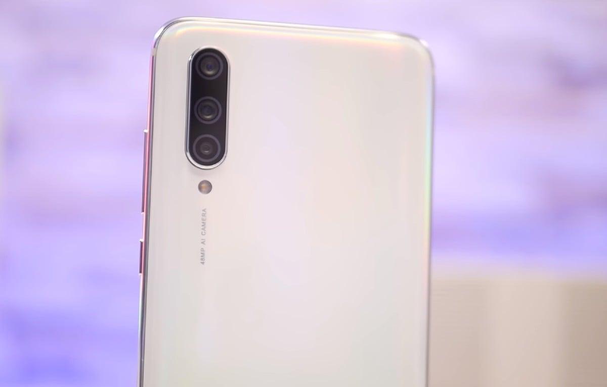 Xiaomi Mi 9 Lite kamera (1)