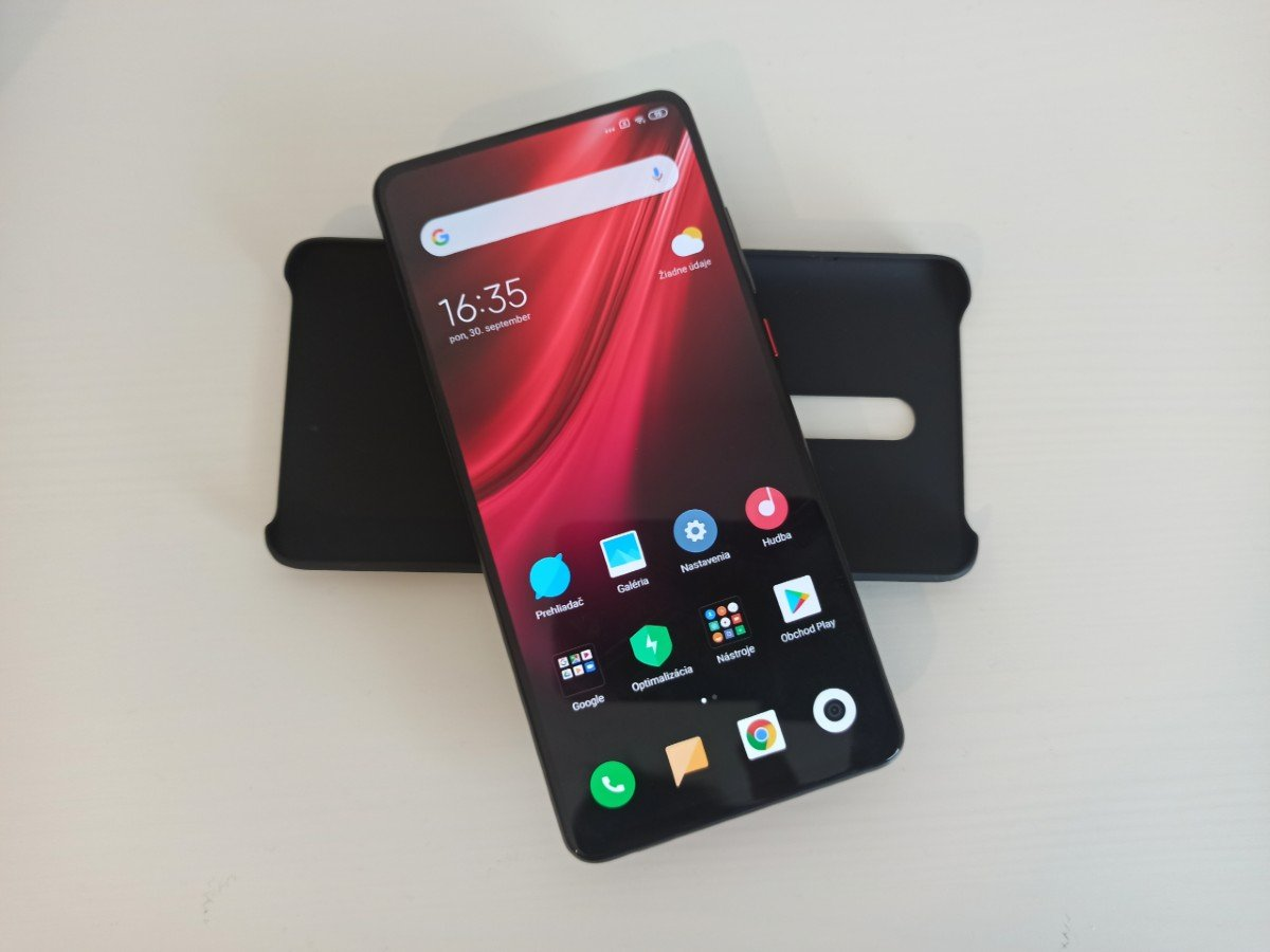 Xiaomi Mi 9T displej najlepsia
