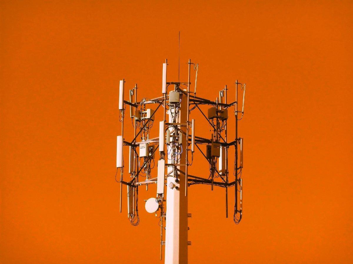 Antena vysielac signalu