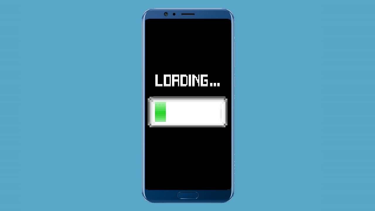 spomalovanie smartfony