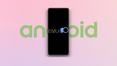 EMUI 10 Android 10 Huawei smartfony