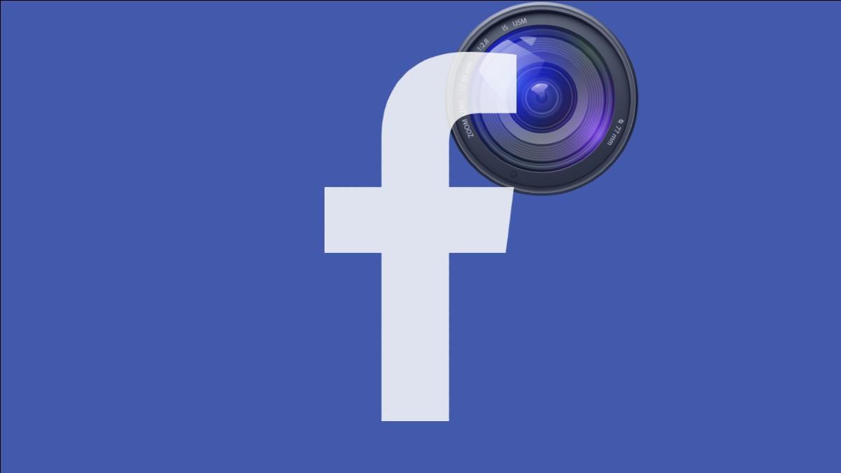 Facebook kamera iOS