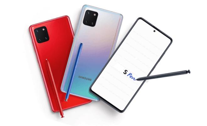 Samsung Galaxy S10 Lite_produktova_fotografia