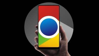 Google Chrome mobilna verzia