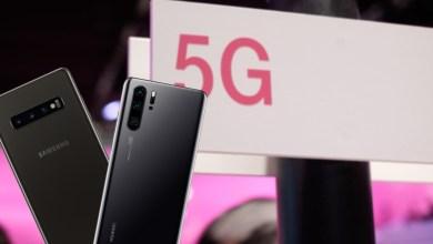 Samsung Huawei 5G