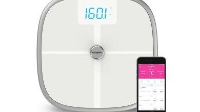 koogeek smart scale uvodny