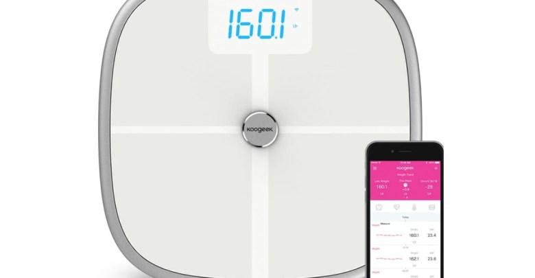 koogeek smart scale uvodny