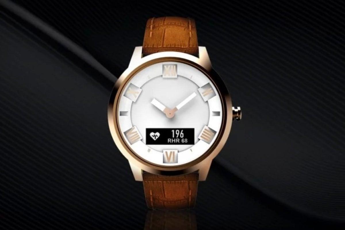 lenovo watch x plus zlate
