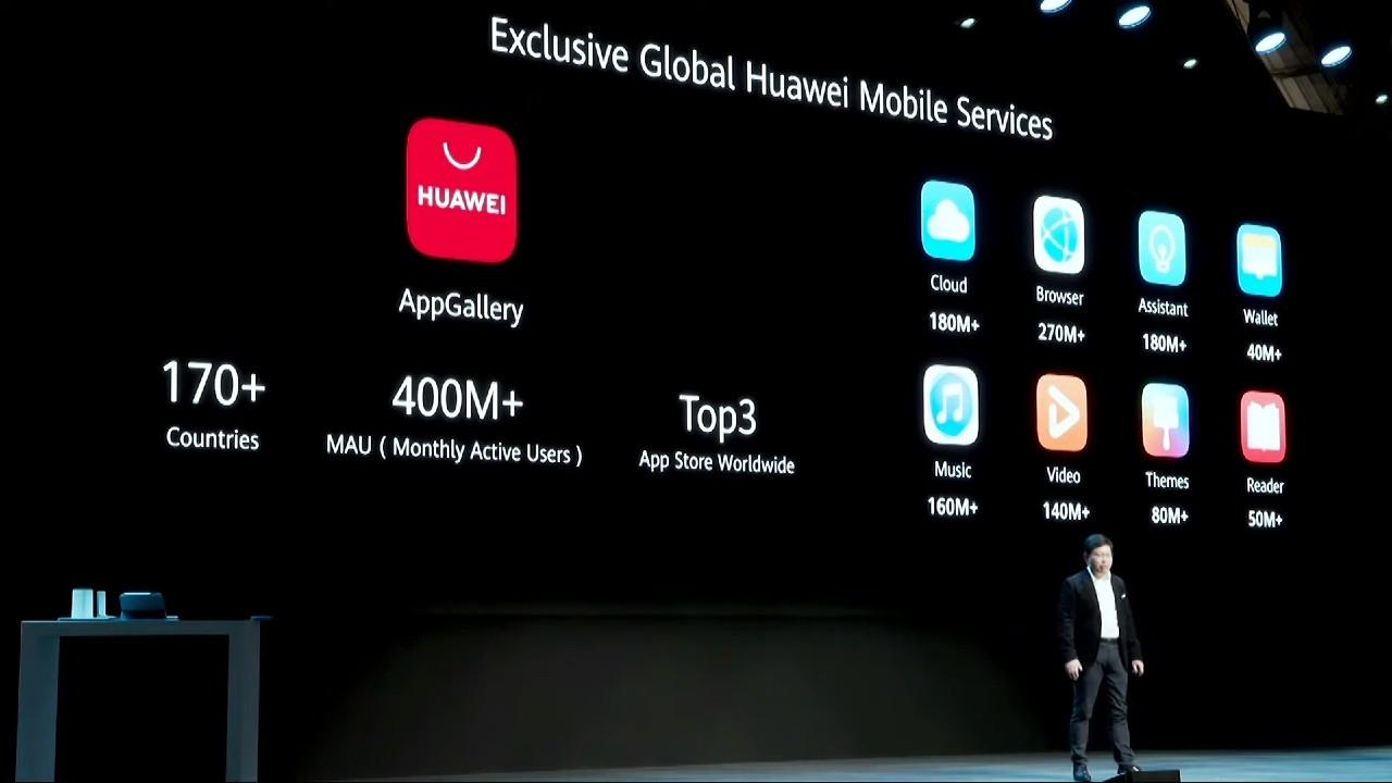 Huawei App Gallery_3 najvacsi obchod s aplikaciami
