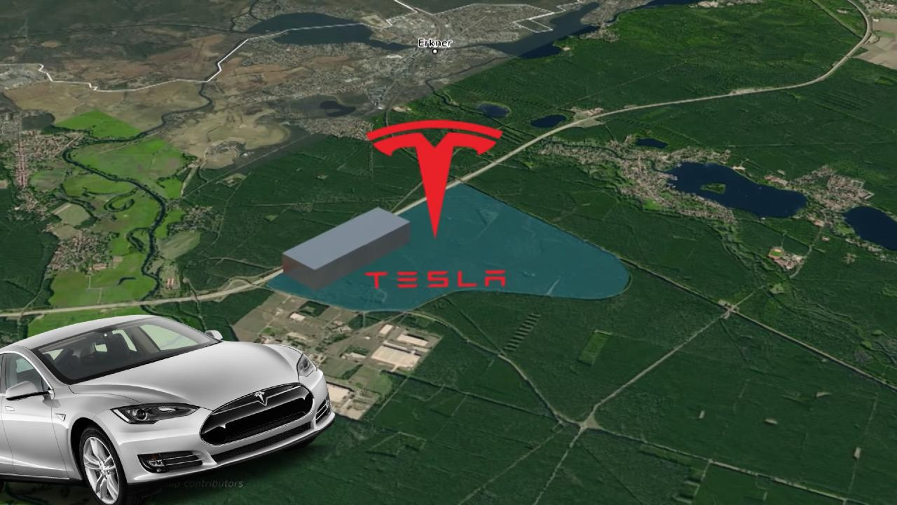 Tesla tovaren