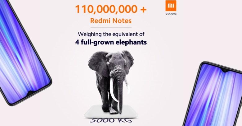 Predaje smartfonov Redmi Note_2