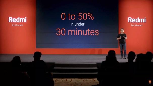 Redmi Note 9 Pro Max_bateria 33W charger_doba nabijania