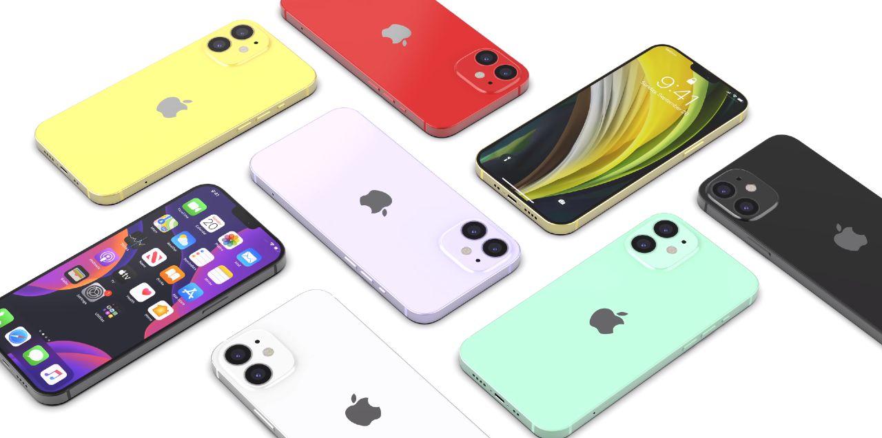 Apple iPhone 12_produktova rada smartfonov