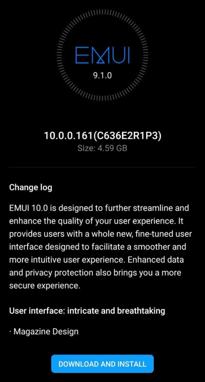 Huawei Mate 10_Android_10