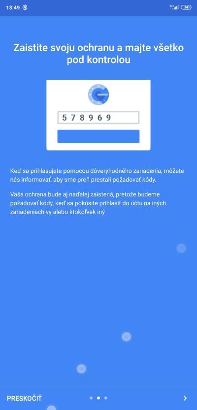 dvojfaktorova autentifikacia_navod_nahlad aplikacie_2