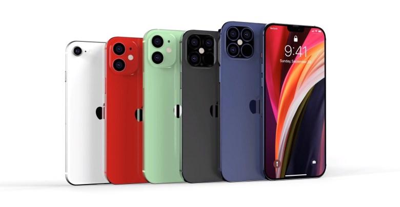 iPhone 12_produktova rada mobilov