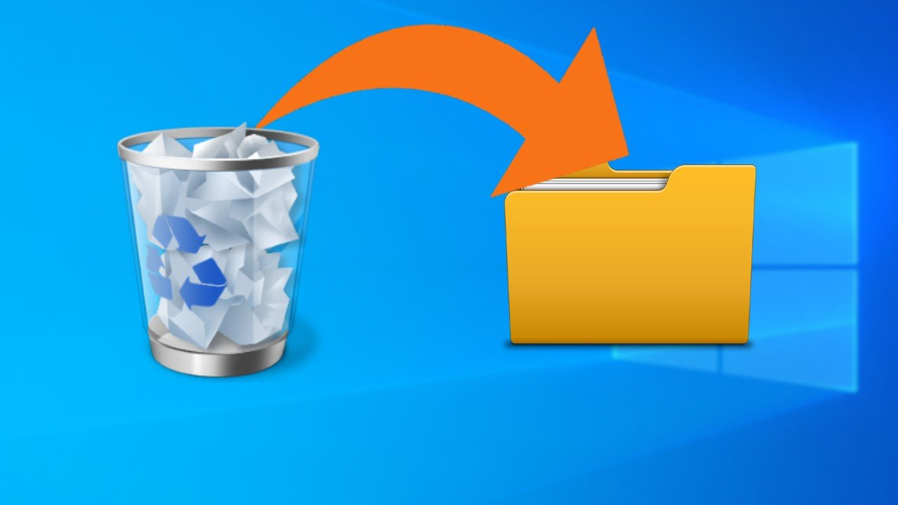Windows 10 obnovenie vymazanych suborov