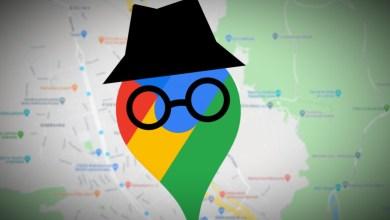 Google Mapy Rezim Inkognito
