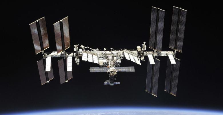 ISS.medzinarovna vesmirna stanica