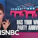 Republican Party's Racism Problem Predates Donald Trump | Rachel Maddow | MSNBC