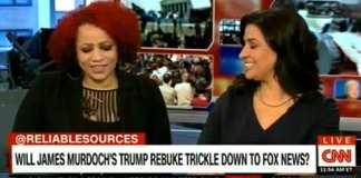 WILL JAMES MURDOCH'S TRUMP REBUKE TRICKLE DOWN TO FOX NEWS?