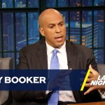 Senator Cory Booker Wants to Close Gun Sale Loopholes