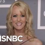 Stormy Daniels Payment Raises Question Of Campaign Finance Violation | MTP Daily | MSNBC
