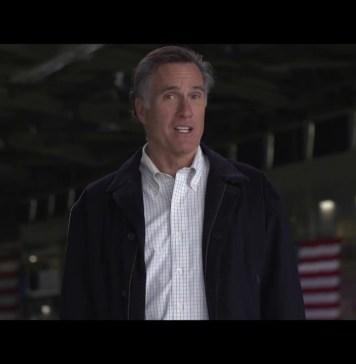 Mitt Romney announces Senate run in video ad