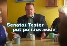 Montana Senate Ad