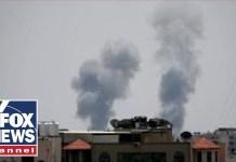 Israel strikes Gaza after mortar attacks
