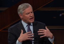 Jon Meacham: Our Better Angels | Real Time with Bill Maher (HBO)