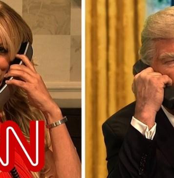 Stormy Daniels trolls Trump on 'Saturday Night Live'