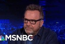 "Tom Arnold Says Michael Cohen Is Cooperating ""100%"" With Prosecutors 