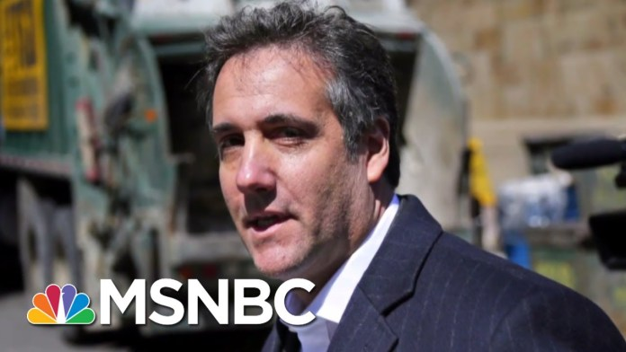 Back From North Korea Summit, Legal Woes Are Waiting For President Trump | The 11th Hour | MSNBC