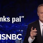 'Thanks Pal' – Stormy Daniels' Former Lawyer Cozy With Donald Trump Lawyer | The Last Word | MSNBC