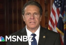 Gov. Andrew Cuomo: 'HHS Won't Tell Us' Location Of Migrant Children | Velshi & Ruhle | MSNBC