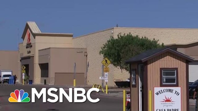 Kids In Immigrant Detention Center 'Effectively' Incarcerated | All In | MSNBC