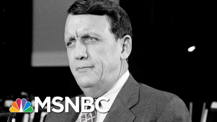 Richard Nixon's Lawyer Flipped To Get Out Of Prison. How's Cohen Feeling? | Rachel Maddow | MSNBC