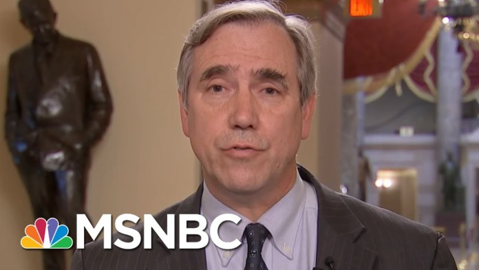 Sen. Slams Trump For Abusing Immigrant Kids To Influence Parents | The Beat With Ari Melber | MSNBC