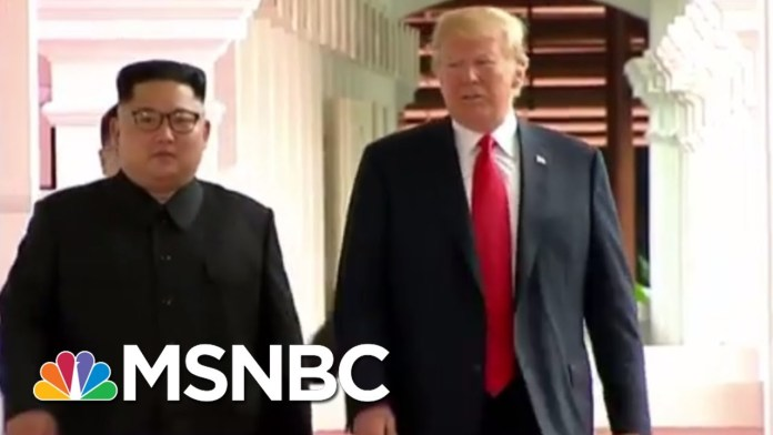 Lawrence: President Trump Accomplished 'Nothing' At Summit With Kim Jong Un   The Last Word   MSNBC