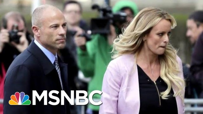 Rpt: President Trump Fuming About Michael Cohen's Handling Of Stormy Daniels | The Last Word | MSNBC