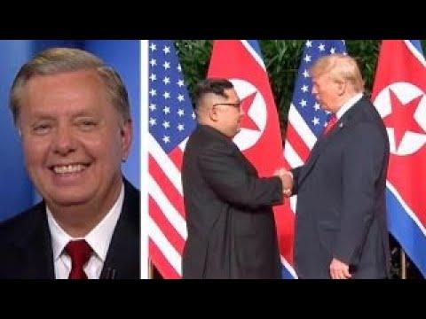 Senator Lindsey Graham on Trump's North Korea strategy