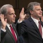 Senators slam 'culture' of FBI official bias