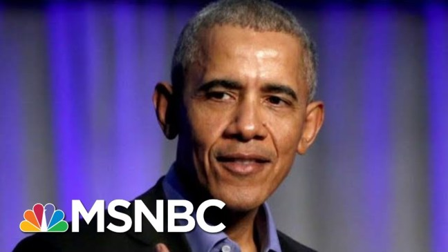 Politico: Barack Obama Has Met Secretly With 2020 Contenders | Hardball | MSNBC