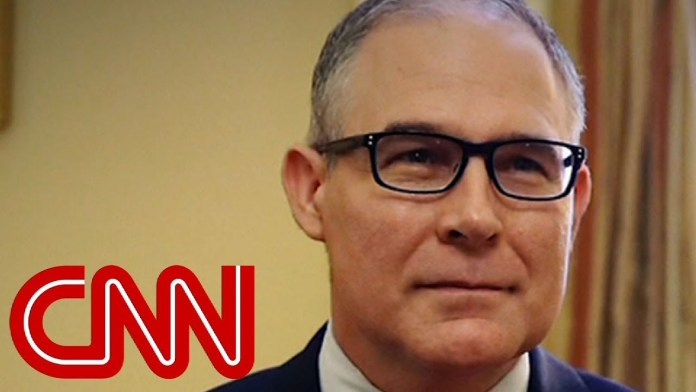WaPo: EPA chief enlisted aide to get his wife a job