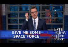Why Is Trump So Hot On The Space Force?